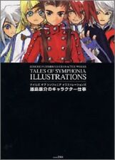 Tales of Symphonia Illustrations Character Works Artbook Japan Book