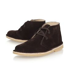 Startrite Colorado II Boys UK 13 EU 32 Brown Suede Leather Shoes Desert Boots