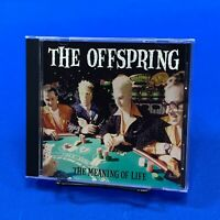 [TESTED] The Offspring – The Meaning Of Life | CD Promo Single 1997 Punk *RARE*