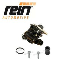 Audi VW Water Pump & Thermostat With Gasket Pump Screw Coolant Pipe & Seal Rein