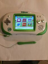 LEAP FROG LEAPSTER EXPLORER WITH CASE AND CHARGER