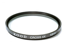 Kood 58mm Filtro a stella x4 made in Japan