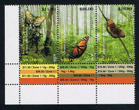 Niuafo'ou Butterfly Postage Stamp Definitive Series - Part 3