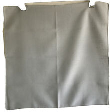 Grey/Silver Dinner Napkins Set 10 16 x 15 Cotton Blend New without tags