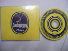 SAMBODROMO 2Steps – 2004 German CD Maxi-Single  – House, Batucada – RARE!