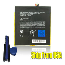 """Replacement 3.7v/4400mAh Battery For 7"""" Amazon Kindle Fire 1st & 2nd Gen D01400"""