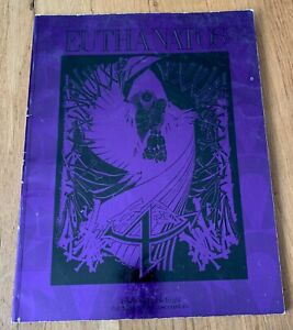 Mage: The Ascension Euthanatos Tradition Book