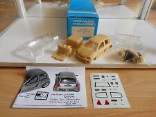 Model kit Provence Moulage Renault Clio V6 24V 1999 on 1:43 in Box (Unbuild)