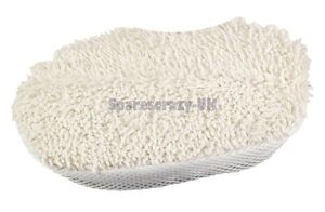 2 X CORAL Microfibre Steam Mop Pads to fit Bissell 90T1E & 1005E