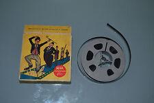 Antigua película Super 8 Laurel & Hardy - jovent de malheur - Hefa Films