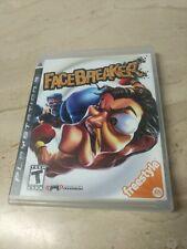 FaceBreaker PlayStation 3 PS3