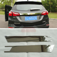 New Stainless Steel Trunk Lid Moulding Trim for Chevrolet Equinox 2018 2019 2020