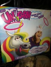 Unicorn Magic Ring Toss Game~Interactive Fun~Children & Adults~NEW Party Game