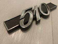 DATSUN 510 NEW rear hatch or trunk emblem Badge (One)