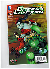 GREEN LANTERN #39  Harley Quinn Variant Cover - The New 52!     / 2015 DC Comics