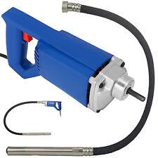 1300w 3600 RPM Electric Concrete Vibrator Needle 35mm Cement Construct