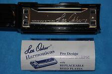 Lee Oskar Major Diatonic Harmonica,  1st Position Key of D, w/FREE Lee Oskar CD