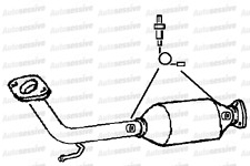 Honda Civic Type-R 2.0 197B Hatch 01-06 Exhaust Front Pipe + Cat Converter