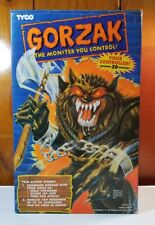 "1993 TYCO--ELECTRONIC 14"" GORZAK MONSTER New In BOX!!"