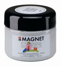 Marabu Magnetfarbe Colour your dreams grau 225ml Magnetputz Farbe magnetisch