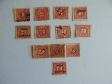 LOT 12/ USA. STAMPS STOCK TRANSFER.- ISSUES 1917-1933