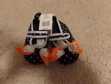 Infant, Halloween, Polka Dot Shoes, 6-9 Month, Linmark - New with Tags