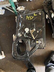 INFINITI M37 M56 Q70 DRIVER LH FRONT DOOR WINDOW Motor W/ Regulator Track Oem