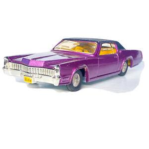Dinky Toys 175 🍆Cadillac Eldorado 1:43 Purple People Eater