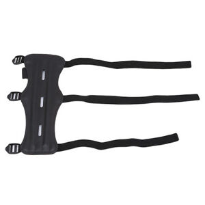 Arm Guard Hunting Protective Gear Protector Straps Target Wrist Tool LL
