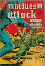 Marines Attack #4  Charlton Comics 1965