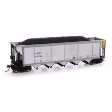 ExactRail HO Scale: Johnstown America AutoFlood II Coal Hopper - CEFX