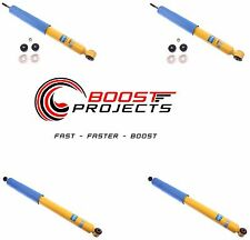 Bilstein B6 4600 Shock Absorbers Monotube Front&Rear for F450 / F550 05-13
