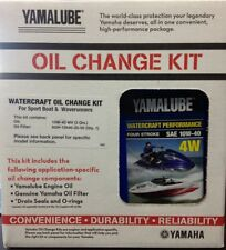 Yamaha Watercraft Oil Change Kit for Sport Boats & Waverunners LUB-WTRCG-KT-00