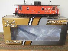 More details for true line canadian national caboose ho.