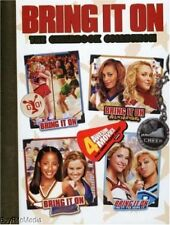 Bring It On Cheerbook Collection (DVD, 2007, 3-Disc Set)