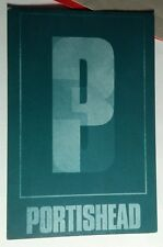 PORTISHEAD 04-29-08 THICK FLYER AD PROMO MUSIC 4X6 POSTCARD SM POSTER