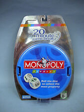 Monopoly Express Game #42787 by Parker Bros/Hasbro 2007 Original Packaging
