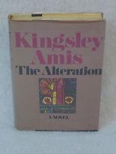 Kingsley Amis THE ALTERATION  Viking Press 1977 HC/DJ