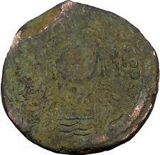 Justinian I 527Ad Huge 34mm Ancient Medieval Byzantine Coin Large M i35503