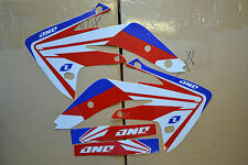 ONE INDUSTRIES  FLIGHT  GRAPHICS HONDA CRF150R CRF150RB LIQUID COOLED
