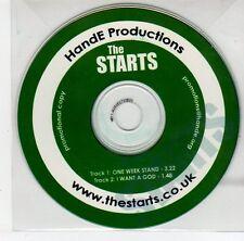 (EG569) The Starts, One Week Stand - DJ CD