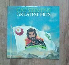 CAT STEVENS Vinyl LP Greatest Hits (incl  Father & Son, Wild World) EX