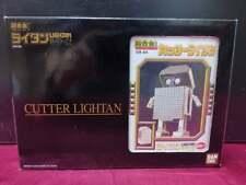 Bandai Chogokin Cutter Lightan diecast robot RARE MISB