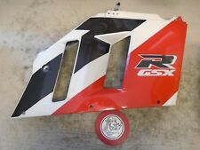 1990 - 1991 SUZUKI GSXR750 RIGHT SIDE PANEL OEM 94431-17D0