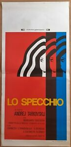 The Mirror ORIGINAL Italian '79 POSTER Zerkalo Andrei Tarkovsky unique rare art!