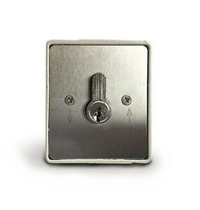 Roller Shutter Key Switch Including Keys Garage Door Commercial operation