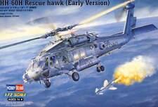 HobbyBoss HH-60H Rescue hawk Early US Navy Red Lions 1:72 Modell-Bausatz NEU kit