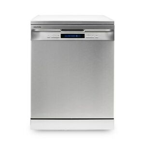 electriQ Freestanding Dishwasher - Stainless Steel