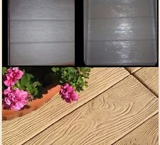Slab Tiles Wall Stone Moulds Cement Bricks Paving Mold Home Garden Former Tool
