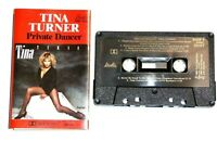 Tina Turner Private Dancer Cassette Tape 1984 Very Good Condition